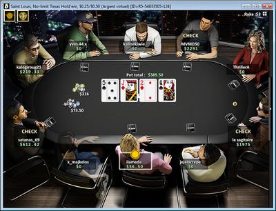 Logiciel Bwin Poker