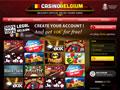 Casino Belgium - Legale website in België